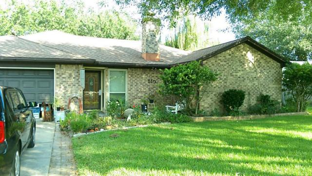 5109 Royal Oak Drive, Texas City, TX 77591 (MLS #96553485) :: Texas Home Shop Realty