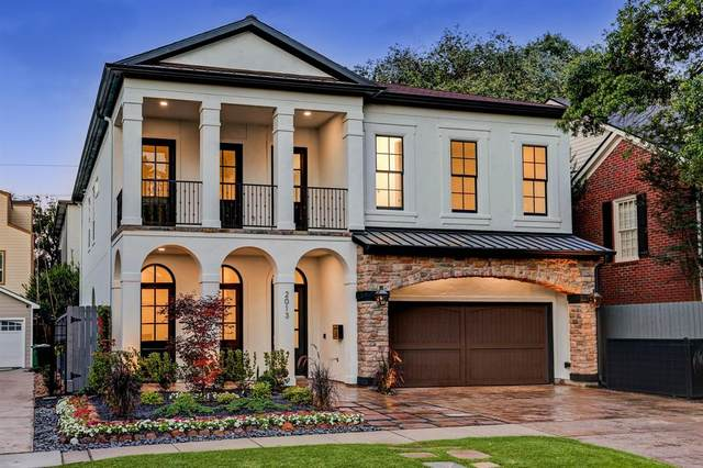 2013 Elmen Street, Houston, TX 77019 (MLS #96575231) :: Keller Williams Realty