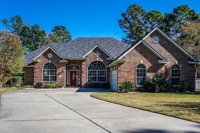 1026 Mackintosh Drive, Magnolia, TX 77354 (MLS #96578071) :: Ellison Real Estate Team