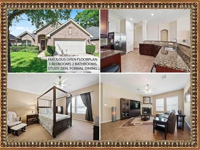 14427 Lantana Branch Lane, Humble, TX 77396 (MLS #9659702) :: CORE Realty
