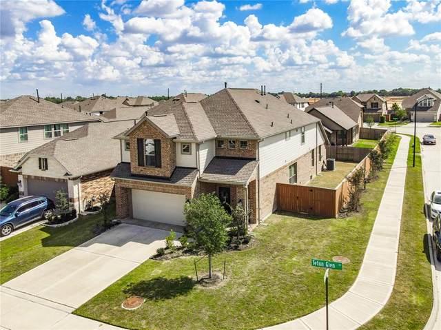 23227 Teton Glen, Katy, TX 77493 (MLS #96603647) :: All Cities USA Realty