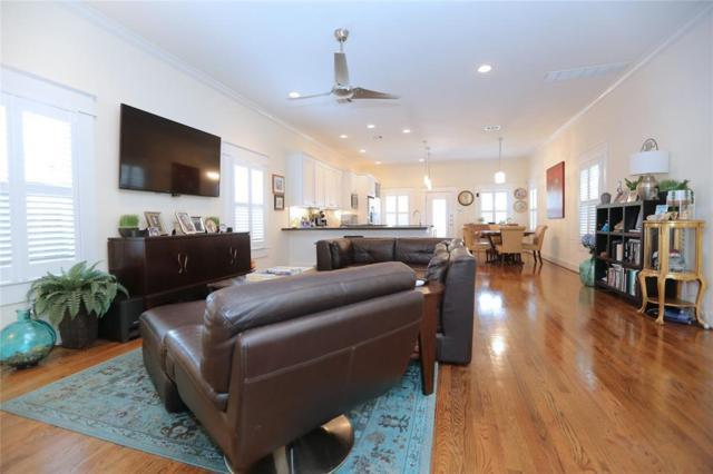 633 W 21st Street A, Houston, TX 77008 (MLS #96606318) :: Giorgi Real Estate Group