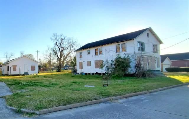 870 Jackson Street Street, Beaumont, TX 77701 (MLS #96626333) :: Lisa Marie Group | RE/MAX Grand