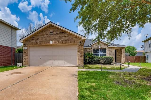 20914 Kenna Cove Lane, Spring, TX 77379 (MLS #96627313) :: The Bly Team