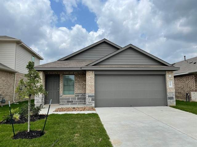 2307 Pettingell Way, Spring, TX 77373 (MLS #96640391) :: The SOLD by George Team
