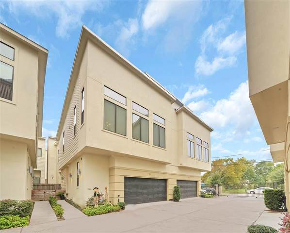 76 N Hutcheson Street, Houston, TX 77003 (MLS #9664805) :: The Home Branch