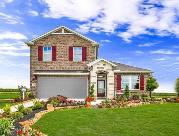 18803 Brookside Ridge Lane, Manvel, TX 77578 (MLS #96651250) :: The Property Guys