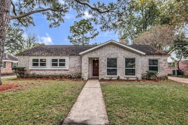 2611 Pine Village Drive, Houston, TX 77080 (MLS #96652332) :: The Bly Team