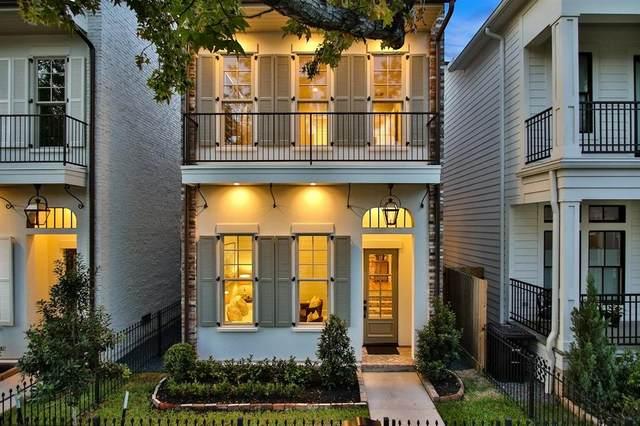 713 E 10th 1/2 Street, Houston, TX 77008 (MLS #96654639) :: The Property Guys