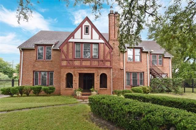 2509 Riverside Drive, Houston, TX 77004 (MLS #96656589) :: The Parodi Team at Realty Associates