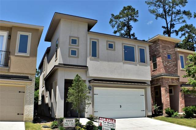 143 Benjis Place, The Woodlands, TX 77380 (MLS #96657400) :: Ellison Real Estate Team