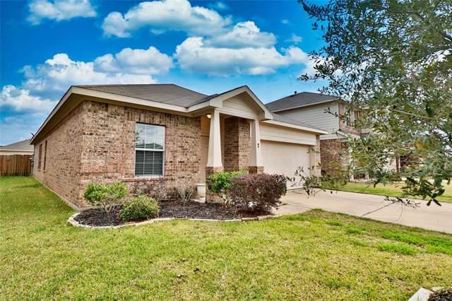 7 Garden Springs Court, Manvel, TX 77578 (MLS #9666540) :: Texas Home Shop Realty