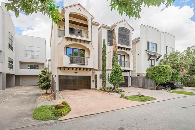 4310 Floyd Street B, Houston, TX 77007 (MLS #96677865) :: Texas Home Shop Realty