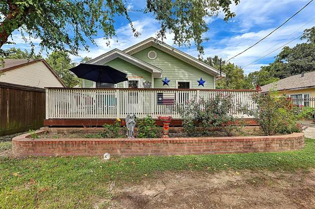 537 Melbourne Street, Houston, TX 77022 (MLS #96698808) :: The Home Branch