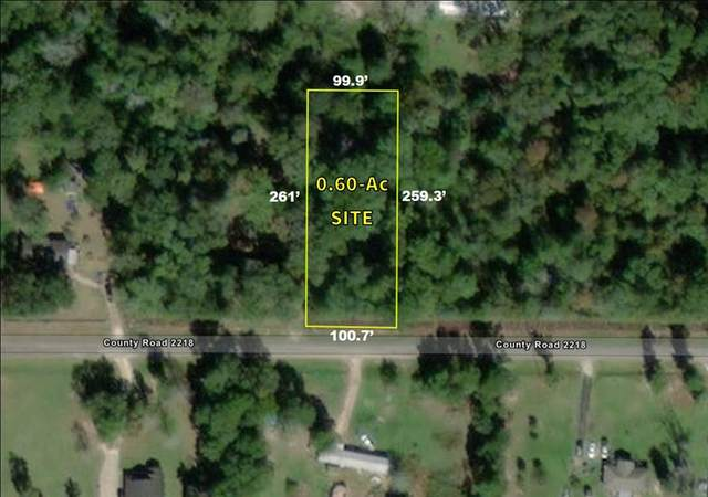 00 County Road 2218, Cleveland, TX 77327 (MLS #96709846) :: Texas Home Shop Realty