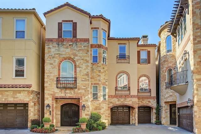 2701 West Lane Drive #2, Houston, TX 77027 (MLS #96719752) :: Ellison Real Estate Team