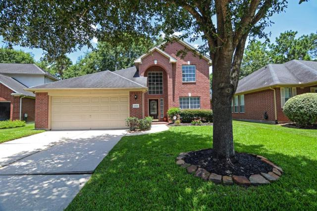 12715 Wolf Creek Court, Humble, TX 77346 (MLS #96731129) :: The SOLD by George Team