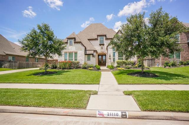 21110 Upland Manor Court, Richmond, TX 77406 (MLS #96740772) :: The SOLD by George Team