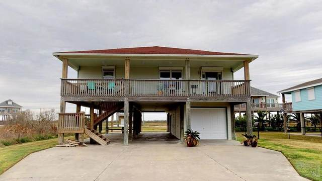3267 Pirates Cove, Crystal Beach, TX 77650 (#96742778) :: ORO Realty