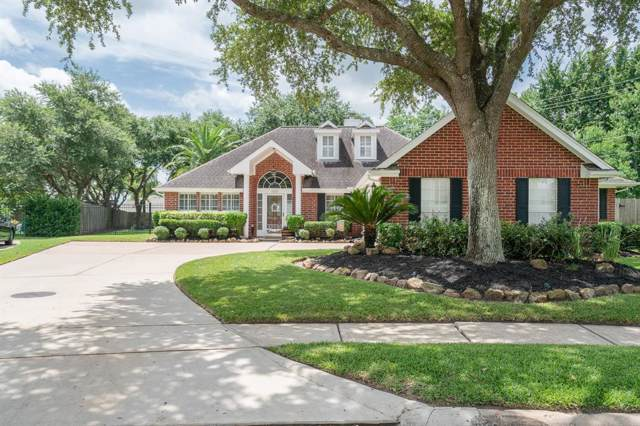 1802 Oakedge Drive, Pearland, TX 77581 (MLS #96749428) :: JL Realty Team at Coldwell Banker, United
