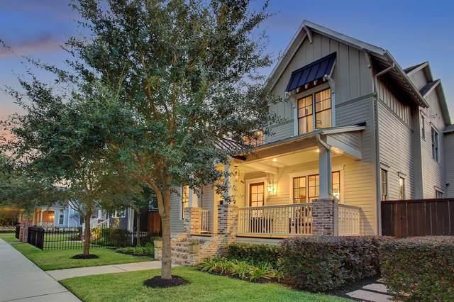1305 Ashland Street, Houston, TX 77008 (MLS #96752592) :: Texas Home Shop Realty