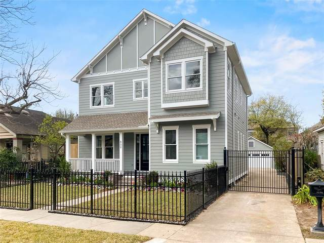 809 Tulane Street, Houston, TX 77007 (MLS #96754558) :: The Bly Team