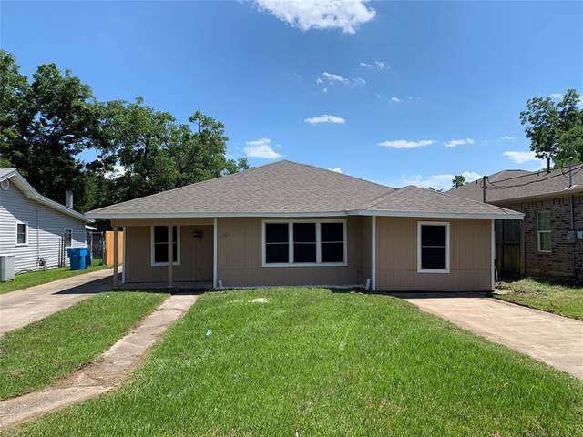 3155 Bolivar Street, Beaumont, TX 77701 (MLS #96770555) :: Guevara Backman