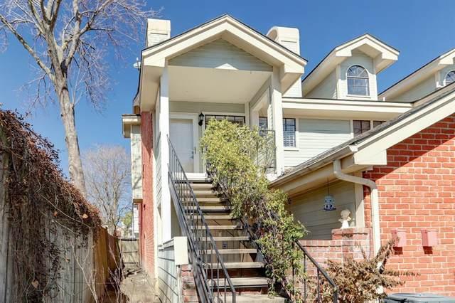 4900 Floyd Street #15, Houston, TX 77007 (MLS #96770953) :: Green Residential