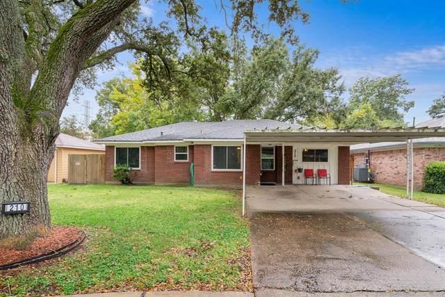 210 E Oak Street, Deer Park, TX 77536 (MLS #96775682) :: The Freund Group
