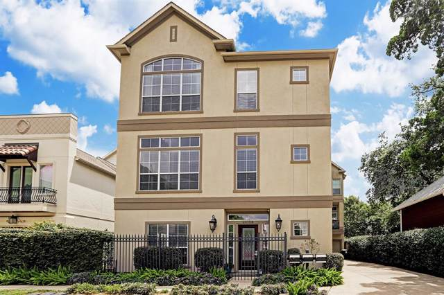 4415 Rose Street A, Houston, TX 77007 (MLS #96777667) :: Caskey Realty