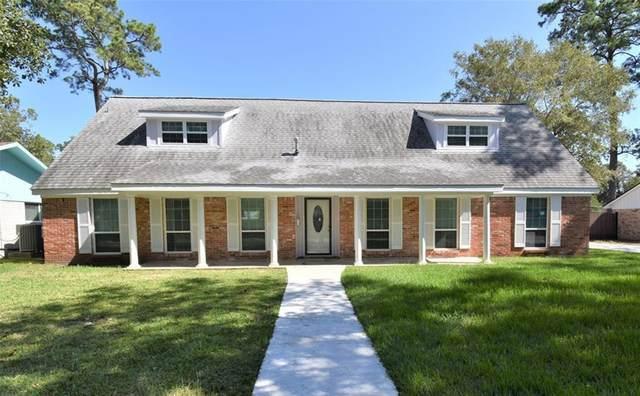 3027 Sherwood Oak Street, Dickinson, TX 77539 (MLS #96779811) :: The SOLD by George Team