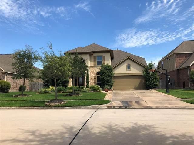 4627 La Escalona Drive, League City, TX 77573 (MLS #96781394) :: The SOLD by George Team