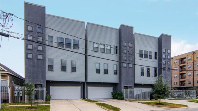 2117 Saint Charles Street, Houston, TX 77003 (MLS #96787690) :: Krueger Real Estate
