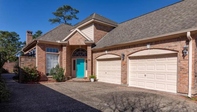 24 Waterford Drive, Pinehurst, TX 77630 (MLS #96787827) :: Fairwater Westmont Real Estate
