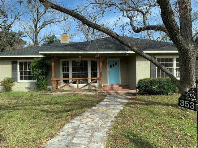353 S College Street, La Grange, TX 78945 (MLS #96789280) :: The SOLD by George Team