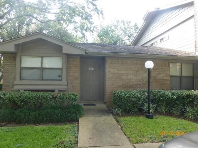 2711 Grants Lake Boulevard #54, Sugar Land, TX 77479 (MLS #96796388) :: Ellison Real Estate Team