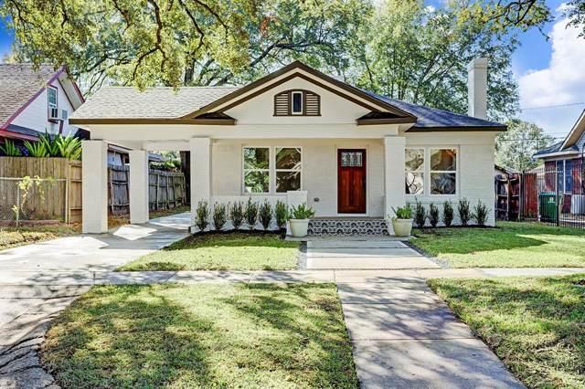 4318 Clay Street, Houston, TX 77023 (MLS #96812712) :: Ellison Real Estate Team