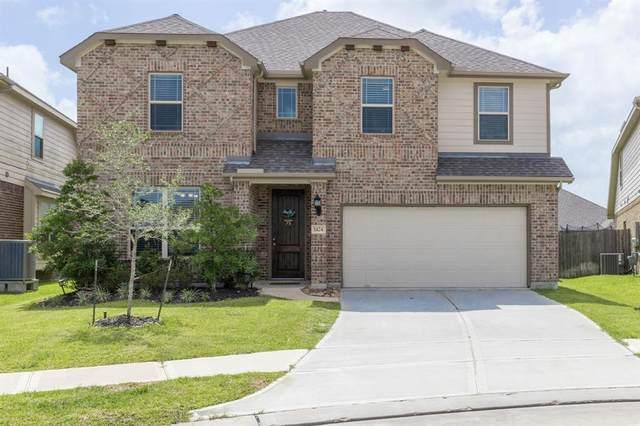 1424 Travis Bluff Court, League City, TX 77573 (MLS #96825678) :: Guevara Backman
