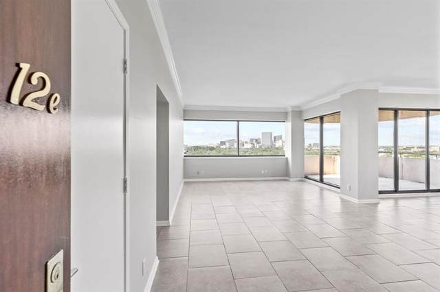 5000 Montrose Boulevard 12E, Houston, TX 77006 (MLS #96832232) :: The SOLD by George Team