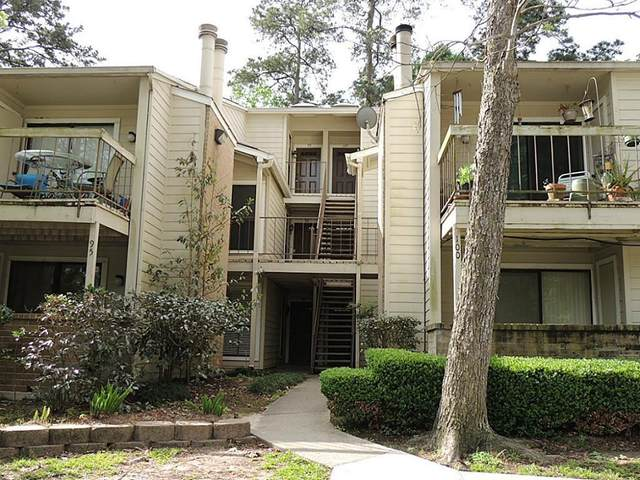 3500 Tangle Brush Drive #98, The Woodlands, TX 77381 (MLS #96834336) :: The Parodi Team at Realty Associates