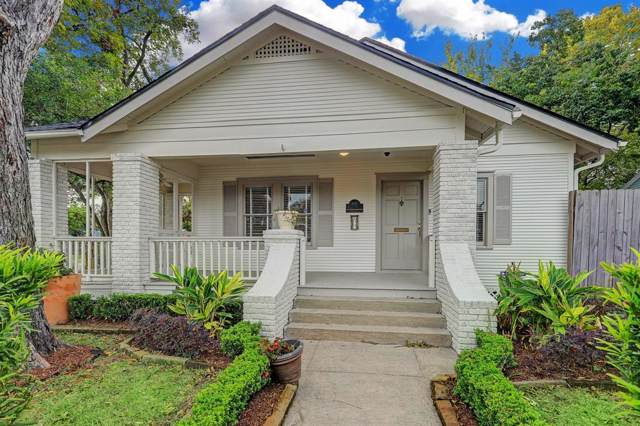 802 Fugate Street, Houston, TX 77009 (MLS #96835349) :: Caskey Realty