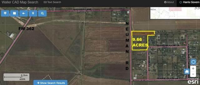 2000 Neuman Road, Brookshire, TX 77423 (MLS #96836047) :: My BCS Home Real Estate Group