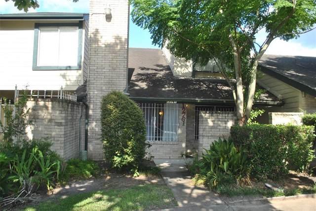 12761 Leader Street #263, Houston, TX 77072 (MLS #96837187) :: Bay Area Elite Properties