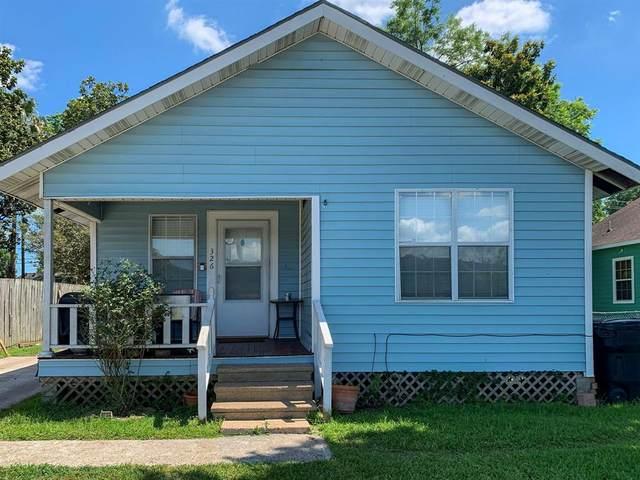 326 W 28th Street, Houston, TX 77008 (MLS #96844335) :: Keller Williams Realty