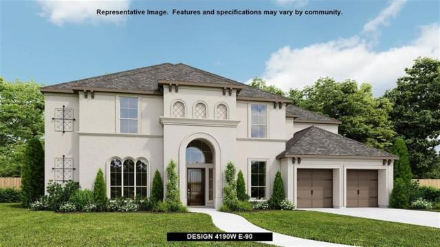 2819 Crawford Drive, Katy, TX 77493 (MLS #96853443) :: NewHomePrograms.com LLC