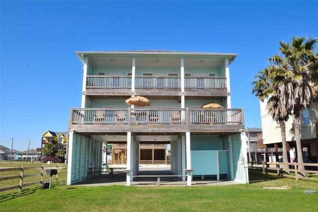 112 Ocean Shores Drive, Crystal Beach, TX 77650 (MLS #96855666) :: Caskey Realty