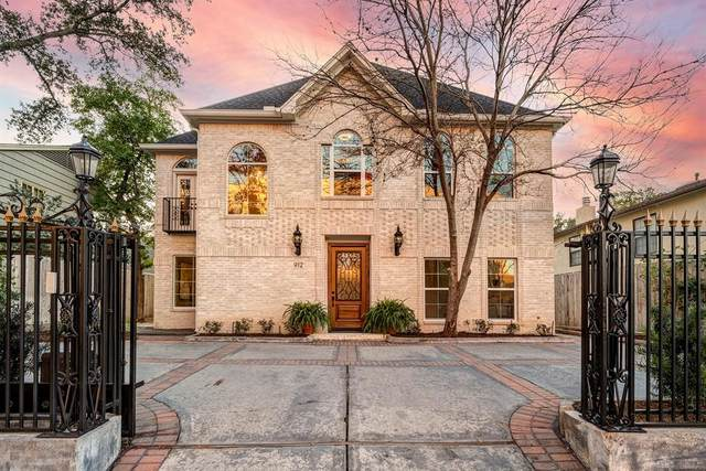 912 S Shepherd Drive, Houston, TX 77019 (MLS #96858165) :: Ellison Real Estate Team