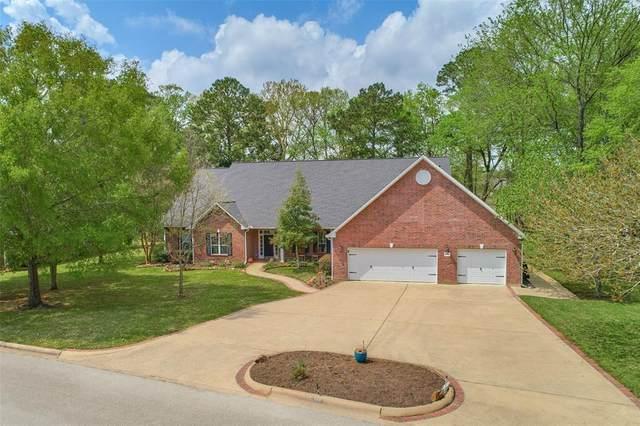 506 Cherry Hills Drive, Huntsville, TX 77340 (MLS #96894536) :: The Sansone Group
