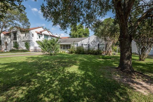 5214 Maple Street, Bellaire, TX 77401 (MLS #96916025) :: The Home Branch