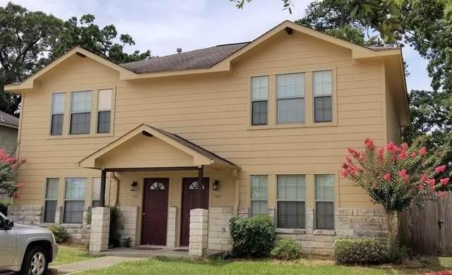 100-102 Vista Way, Huntsville, TX 77340 (MLS #96937812) :: The Sansone Group